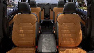 Does The 2020 Volkswagen Atlas Have Captain S Chairs Capistrano Volkswagen